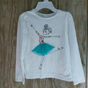 Girls Ballerina Top